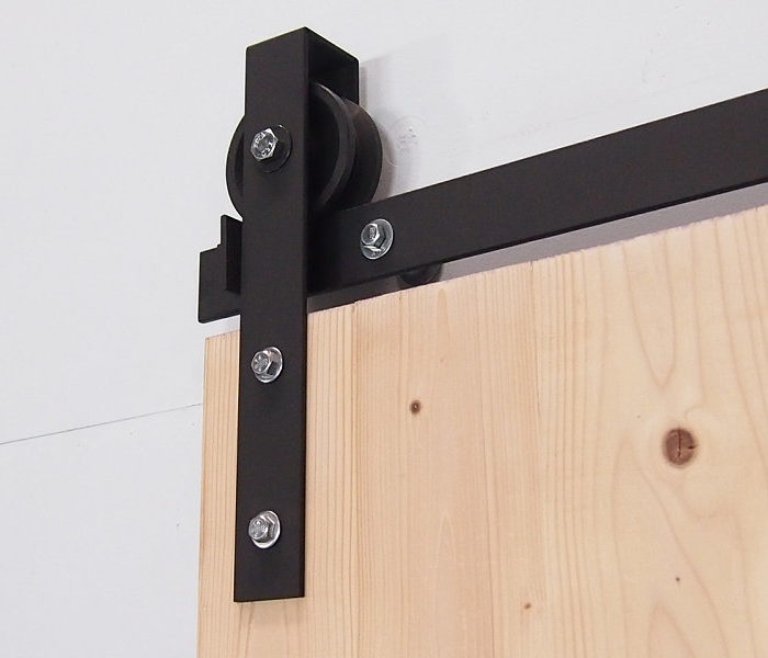 HANGING SLIDING DOOR HARDWARE ...