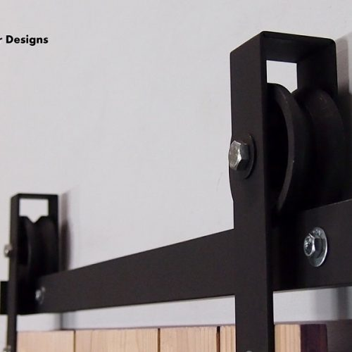 hanging sliding door hardware