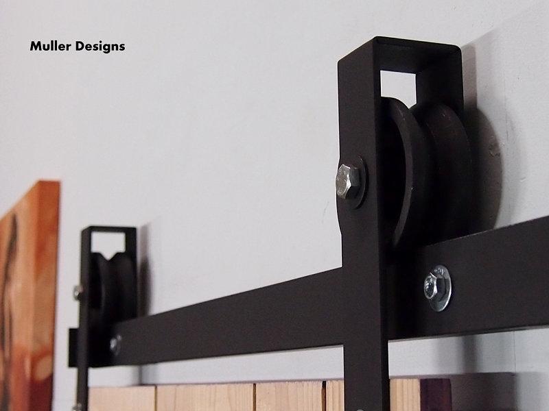 hanging sliding door hardware