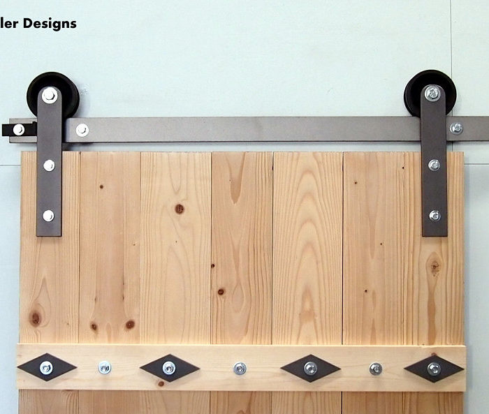 ROLLING DOOR HARDWARE KIT