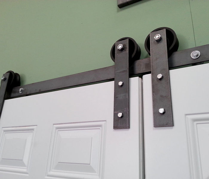 Flat Track Barn Door Hardware Mller Designs