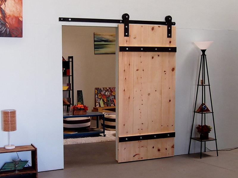 EXTERIOR BARN DOOR HARDWARE – Müller Designs