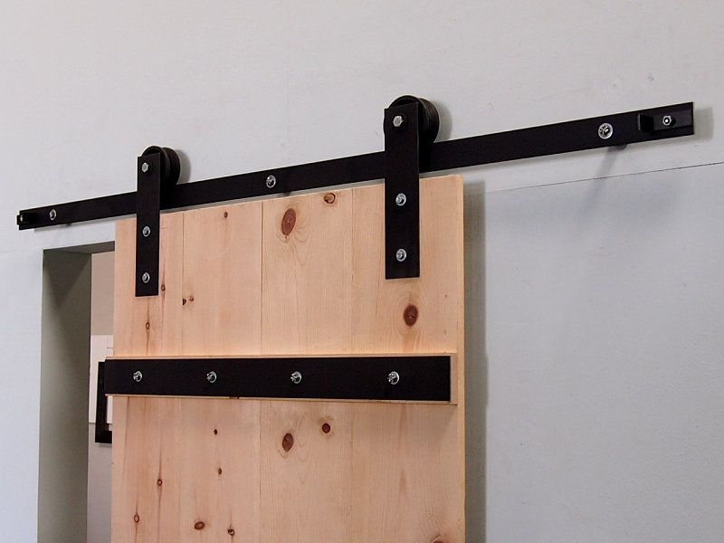 EXTERIOR BARN DOOR HARDWARE – Müller Designs