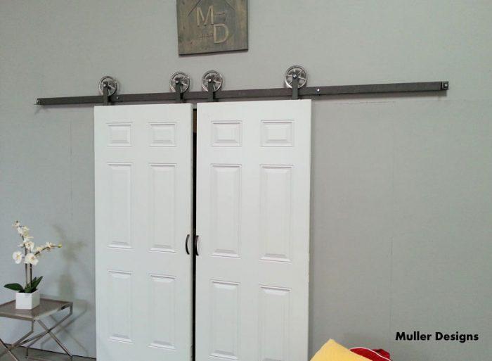 Barn Door Track Kit