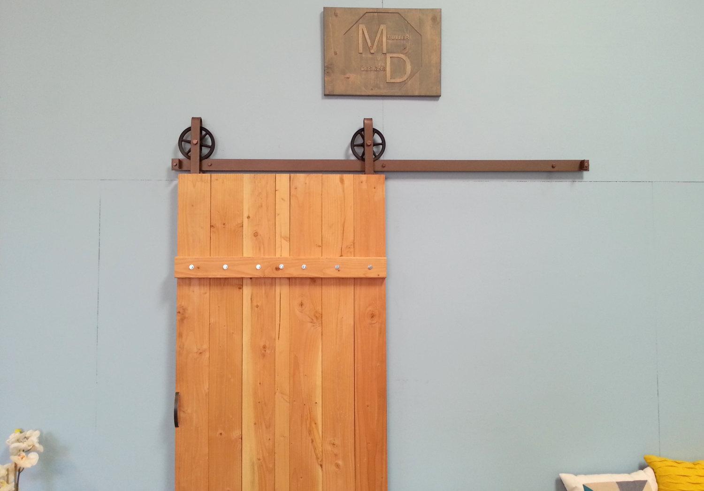 vintage sliding door hardware