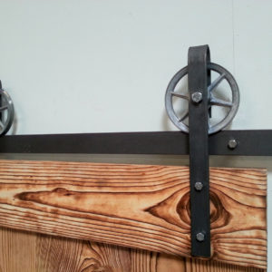 Rustic Sliding Barn Door Hardware