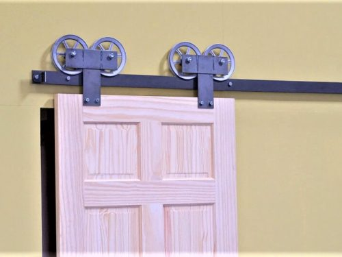 Double Sliding Barn Door Hardware