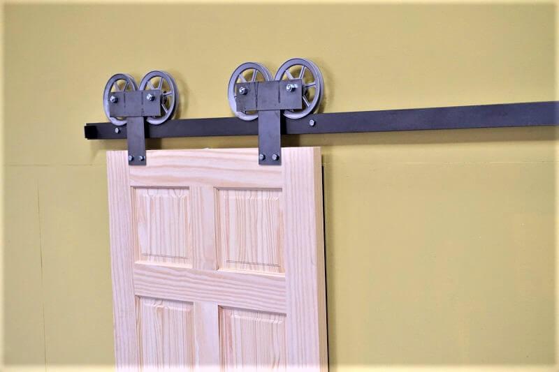 Double Sliding Barn Door Hardware