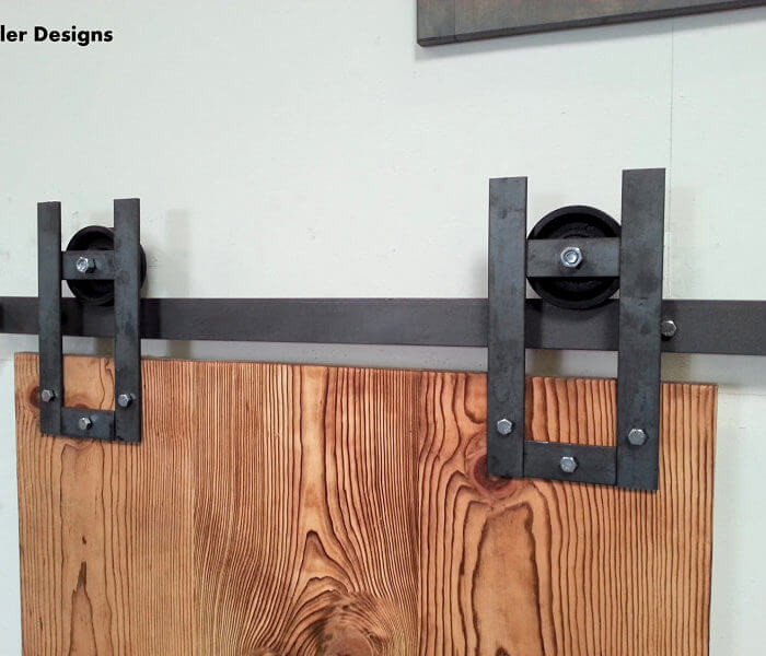 Horseshoe Sliding Barn Door Hardware Mller Designs