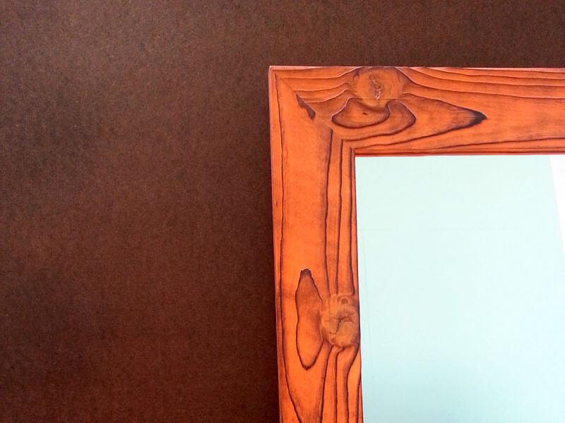 Orange Mirror