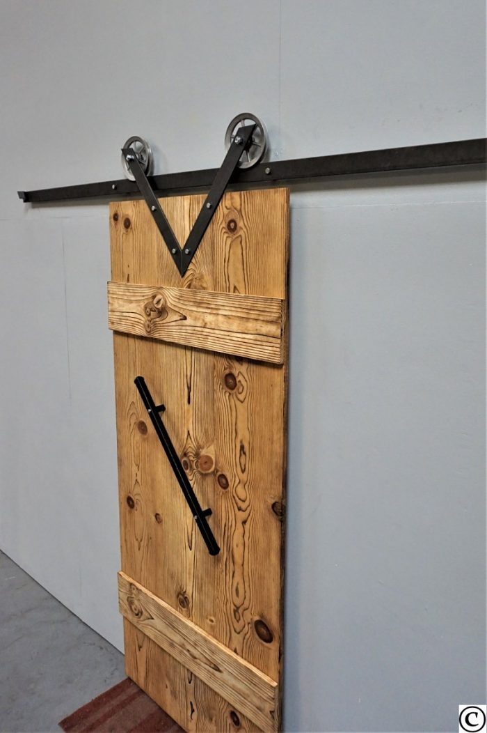 Unique Barn Door Hardware