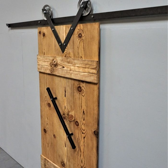 UNIQUE BARN DOOR HARDWARE