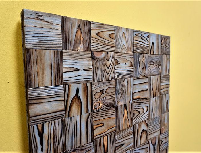 Elegant Wood Wall Art ...