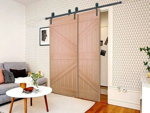 Bypass Barn Door Hardware