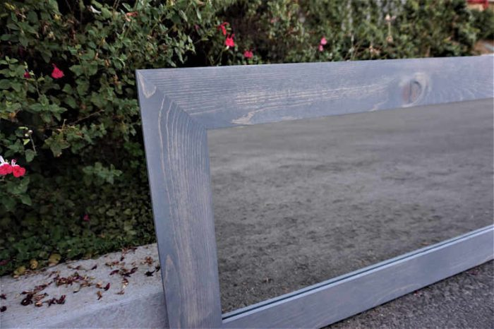 Whetter Gray Mirror